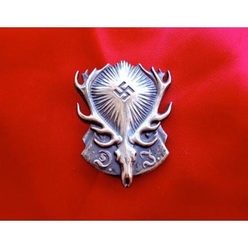 Deutsche Jägerschaft Medal # 3840