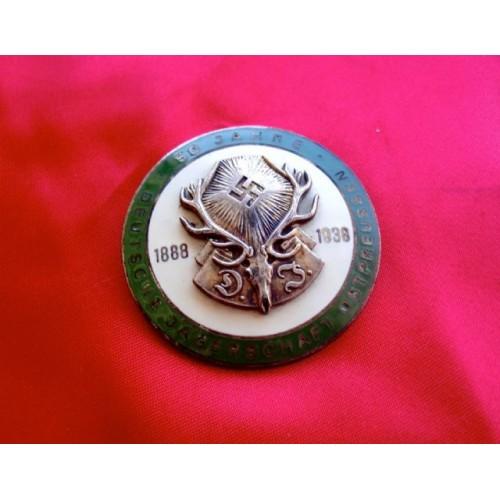 Deutsche Jägerschaft 50 Year Medal # 3844