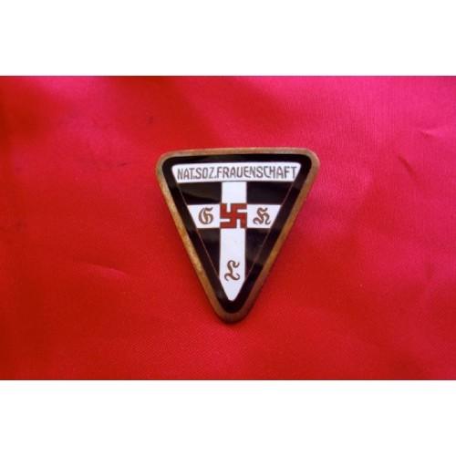 NS Frauenschaft Badge  # 3855