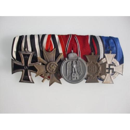 5 Medal Bar # 3880