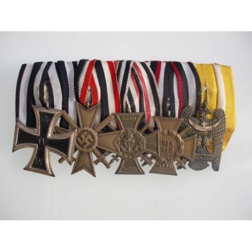 5 Medal Bar  # 3881