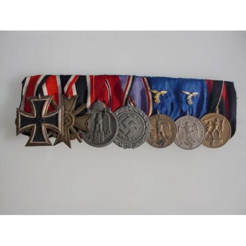 7 Medal Bar # 3882