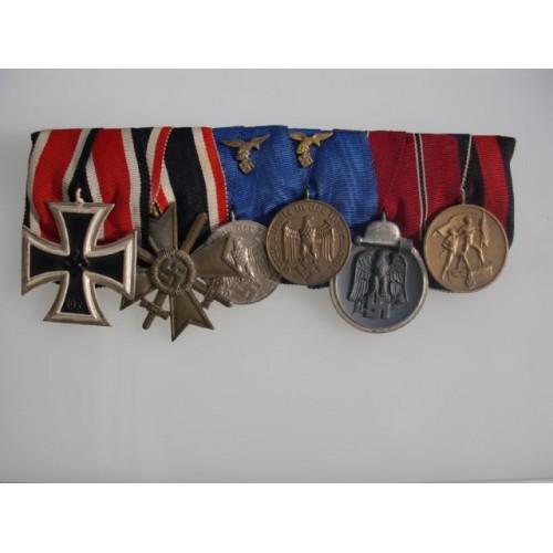 6 Medal Bar # 3883