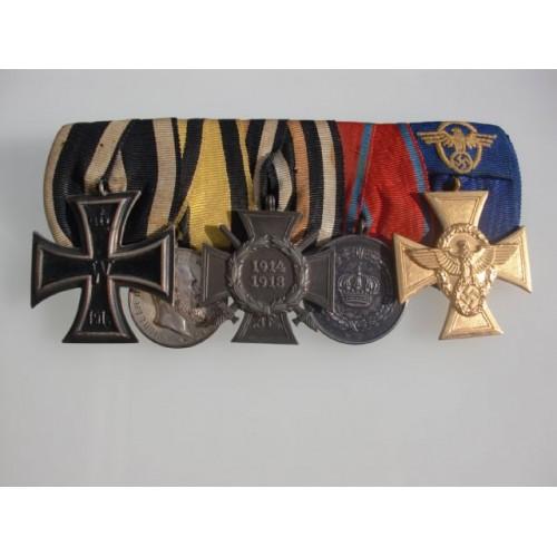 5 Medal Bar  # 3886