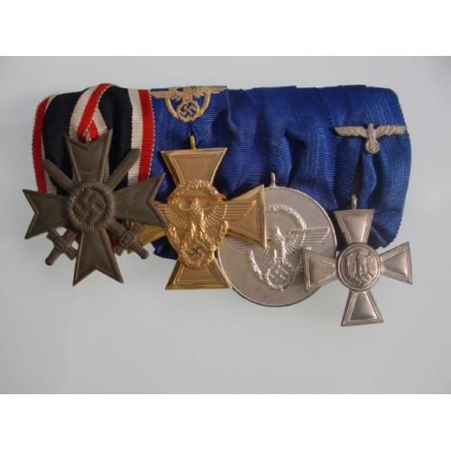 4 Medal Bar # 3887