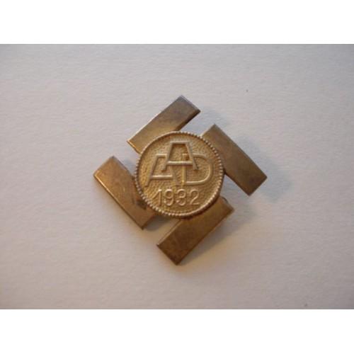 Anhalt 1932 Labor Service Badge  # 388