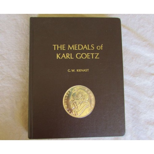 The Medals of Karl Goetz # 3918
