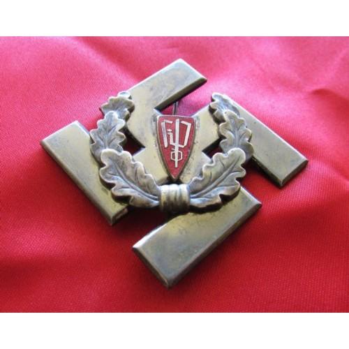 Carpathian-German Distinguished Service Medal # 3953