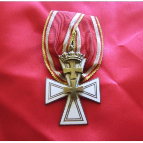 Danzig Cross # 3965