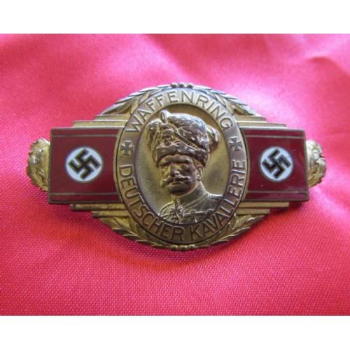 Mackensen Ehrenschnalle 1st Class in Gold 1934 # 3966