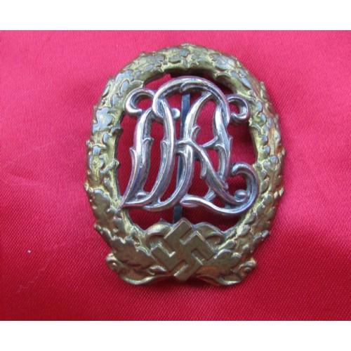 DRL Sports Badge   # 3978