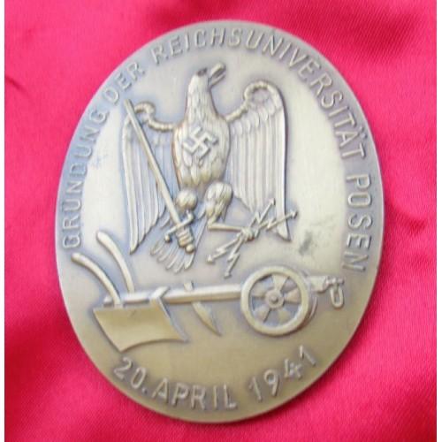 Posen Medallion # 3993