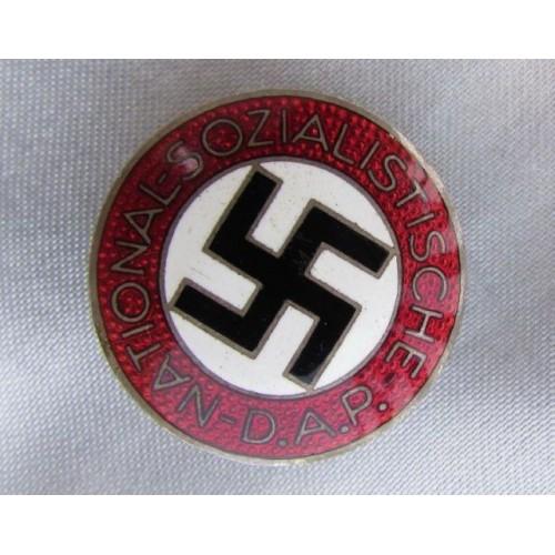 NSDAP Member Lapel Pin       # 4004