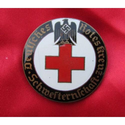 DRK Sisterhood Service Badge # 4006