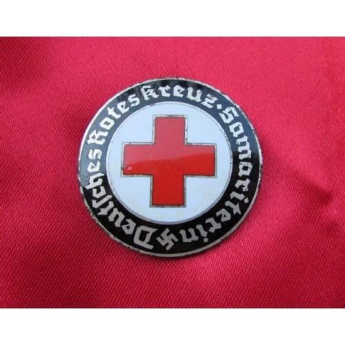 German Red Cross Volunteer's Badge # 4008