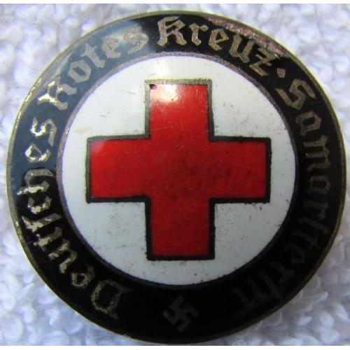 German Red Cross Volunteer's Badge # 4013