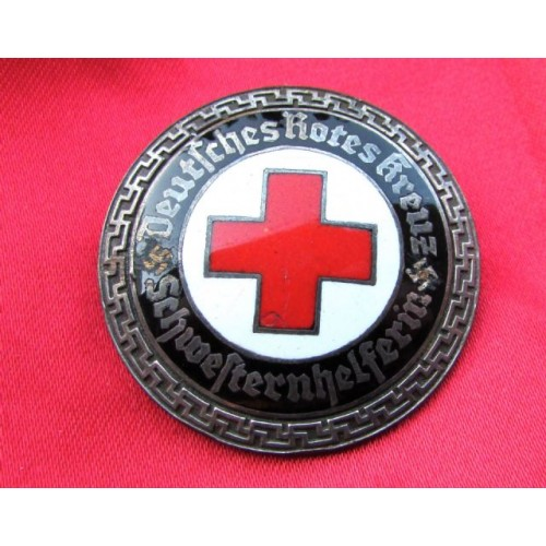 DRK Senior Helpers Service Brooch # 4015