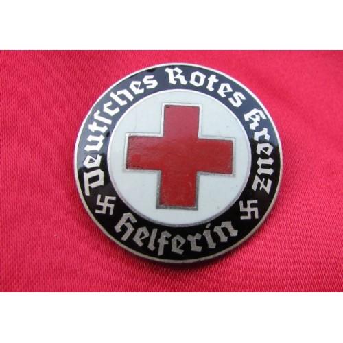 DRK Helpers Service Badge # 4016
