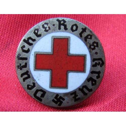 German Red Cross Badge # 4017