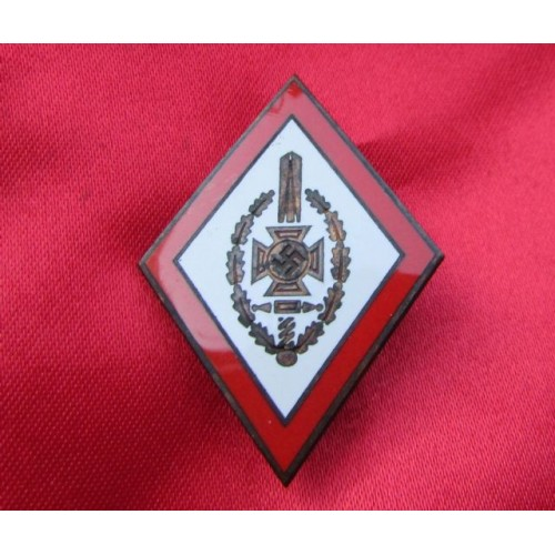 NSKOV Honor Badge  # 4019