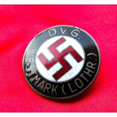 D.V.G. Westmark (Lothr) Pin   # 4033