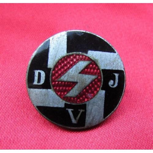 DJV Badge  # 4034