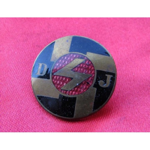 Deutsche Jungvolk Pin  # 4035
