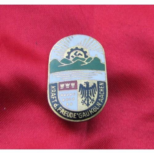 KDF Badge # 4042
