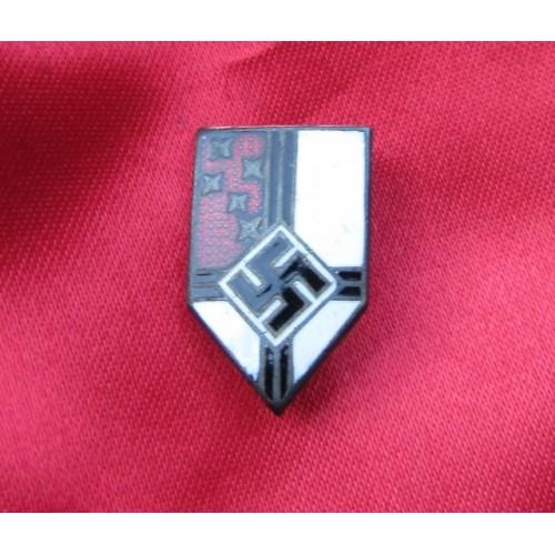 Reichskolonialbund Badge # 4051