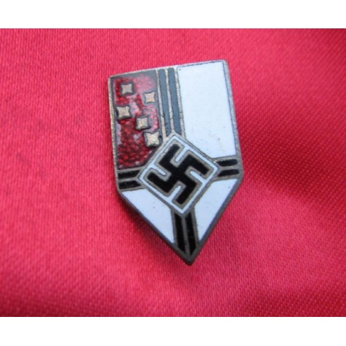 Reichskolonialbund Badge  # 4052