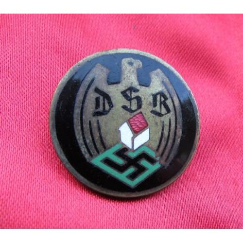 Deutscher Siederlerbund Abzeichen # 4053