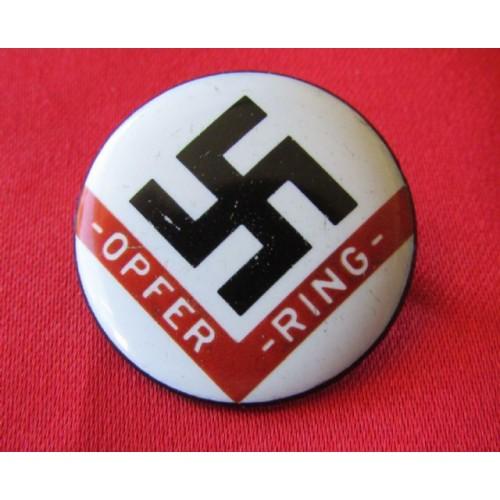 Opferring  Freiheitsbund  der NSDAP # 4074