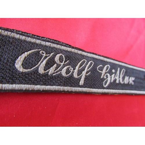 Adolf Hitler Cuff Title # 4094