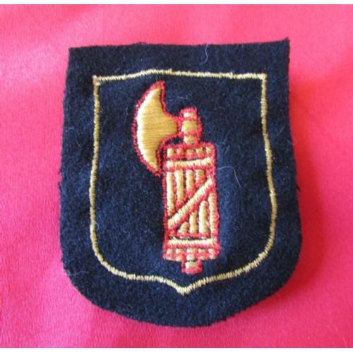 SS Italian Sleeve Shield # 4098