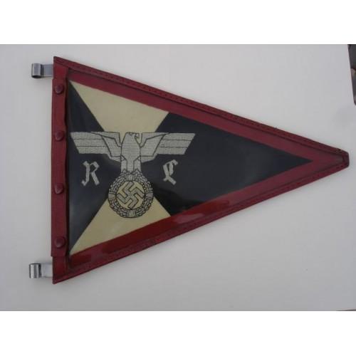 Reich Level Hauptamtsleiter/Amtsleiter Pennant # 409