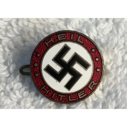 Heil Hitler Badge # 4124