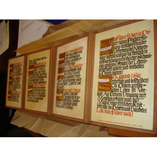 Gauleiter Josef Groh© Presentation Folio  # 413