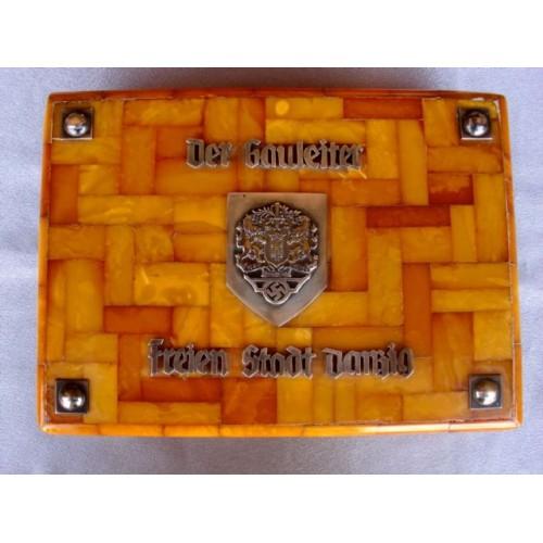 Albert Forster Amber Box # 4155