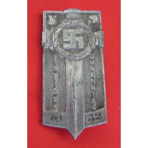 1932 Hitler Youth Potsdam Tinnie # 4161