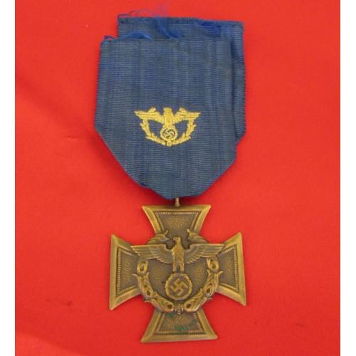 Customs 25 Year Service Award  # 4167