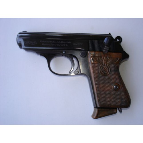 Walther PPK Party Leader Pistol # 417