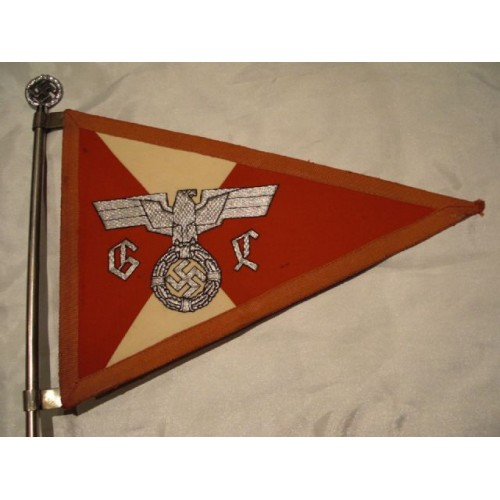 Gau Level Vehicle Pennant # 434