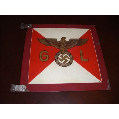 Gau Level Vehicle Pennant # 437