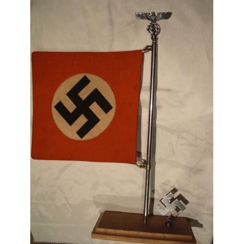 NSDAP Pennant # 450