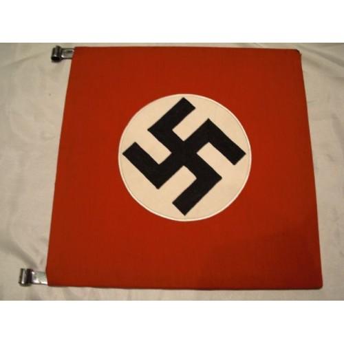 NSDAP Vehicle Pennant # 451
