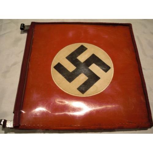 NSDAP Vehicle Pennant # 452
