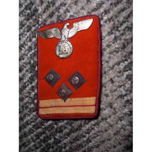 Gau Haupt Einsatzleiter Tab # 499