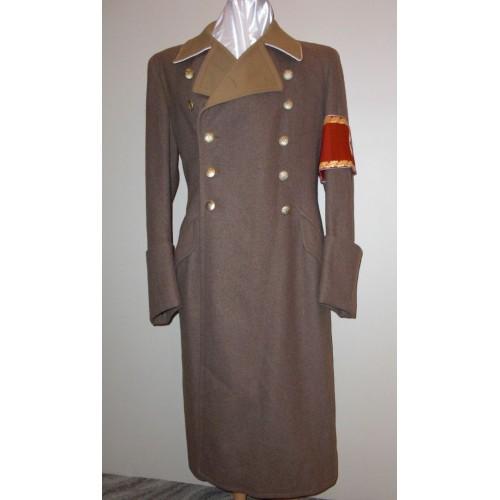 Kreis Amtsleiter Greatcoat # 539