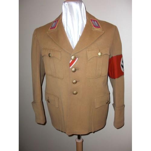 Reichsleitung Hauptdienstleiter Tunic # 541
