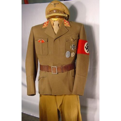 Reichsleitung Hauptbereichsleiter Tunic # 548
